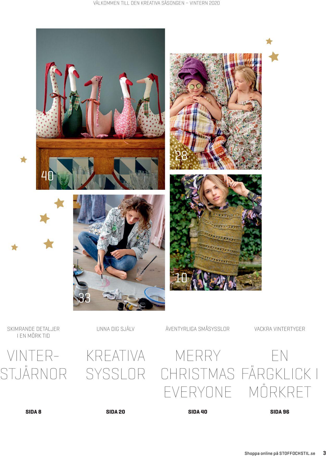 Stoff & Stil - Reklamblad - 01/10-31/01-2021 (Sida 3)