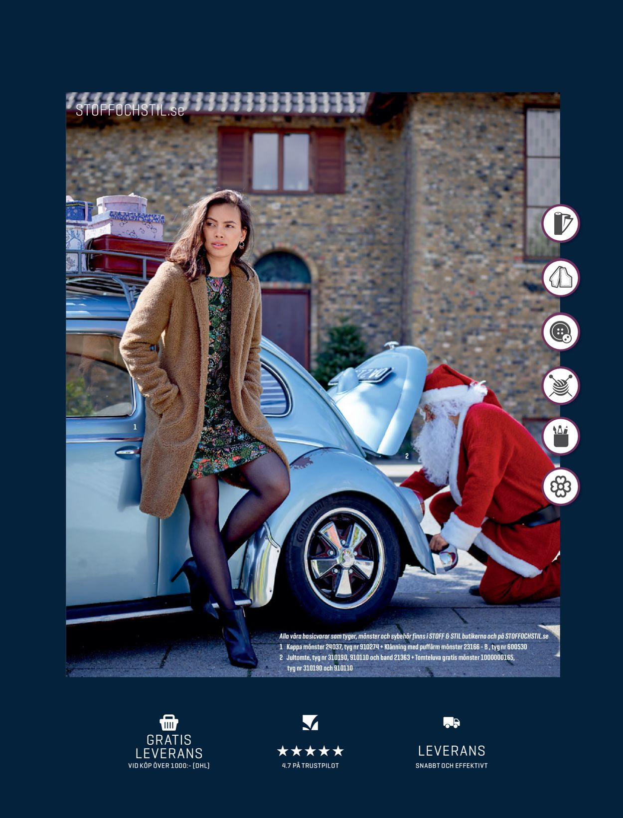 Stoff & Stil - Reklamblad - 01/10-31/01-2021 (Sida 108)