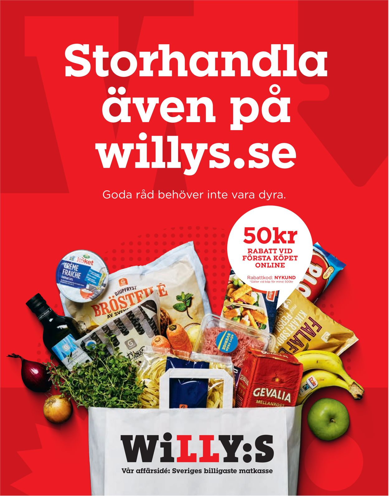 WiLLY:S - Reklamblad - 03/08-09/08-2020