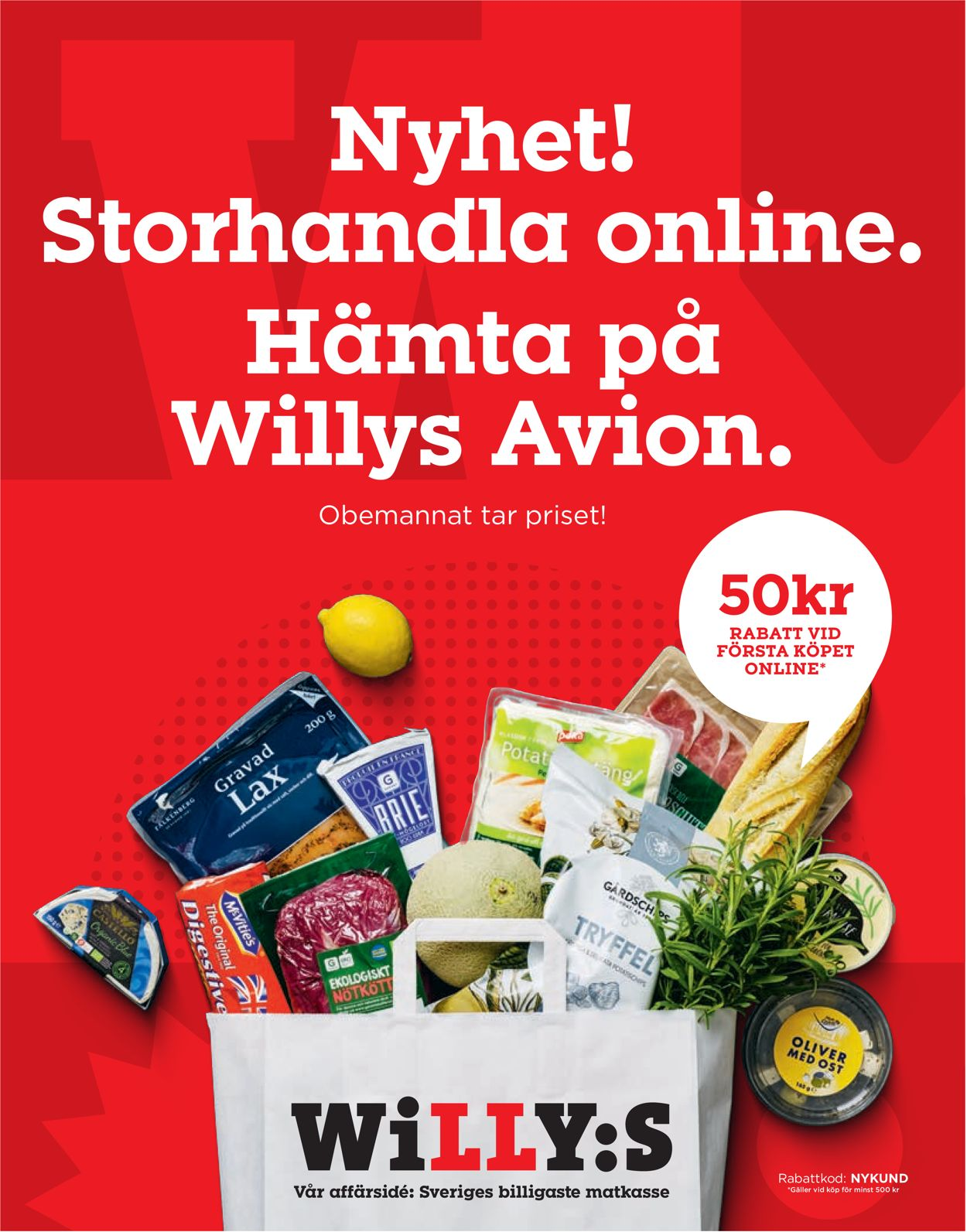 WiLLY:S - Reklamblad - 18/01-24/01-2021