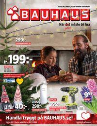 Bauhaus - Julen 2020
