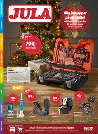Aktuell annons Jula Julen 2019