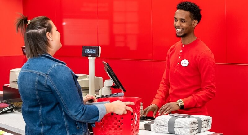Which Stores does Target Price Match With