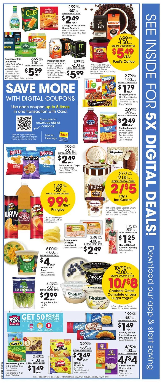 Kroger Weekly Ad Circular - valid 07/21-07/27/2021 (Page 2)