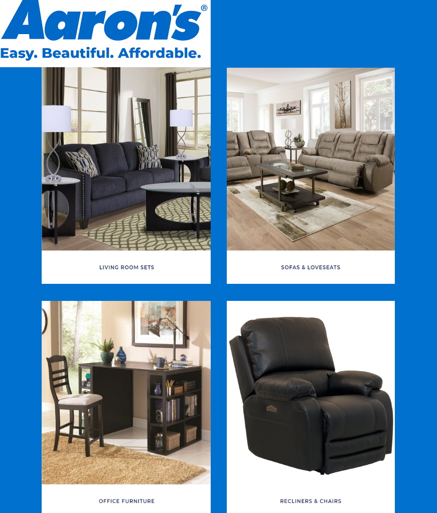 black friday furniture deals 2019 aarons