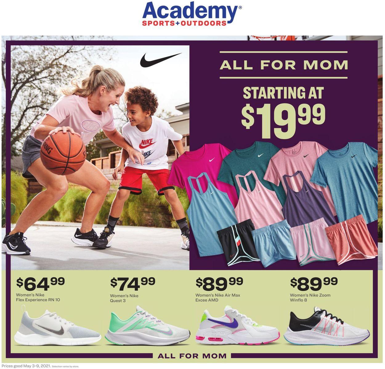 Academy Sports Weekly Ad Circular - valid 05/03-05/09/2021