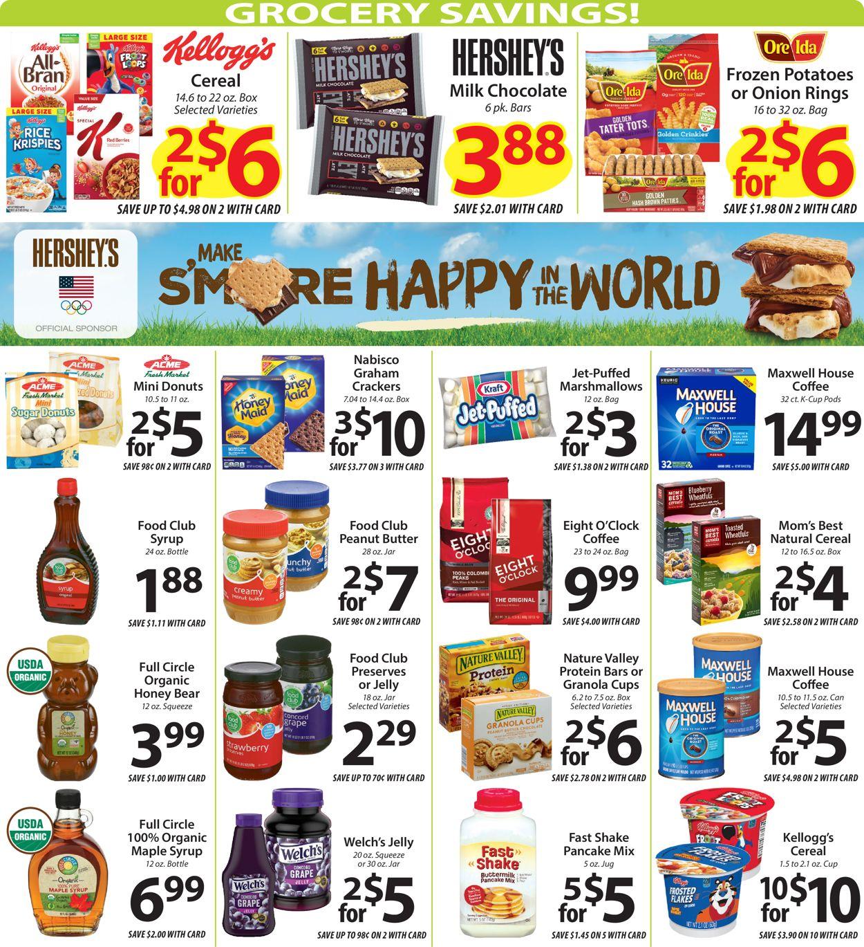 Acme Fresh Market Weekly Ad Circular - valid 07/22-07/28/2021 (Page 7)