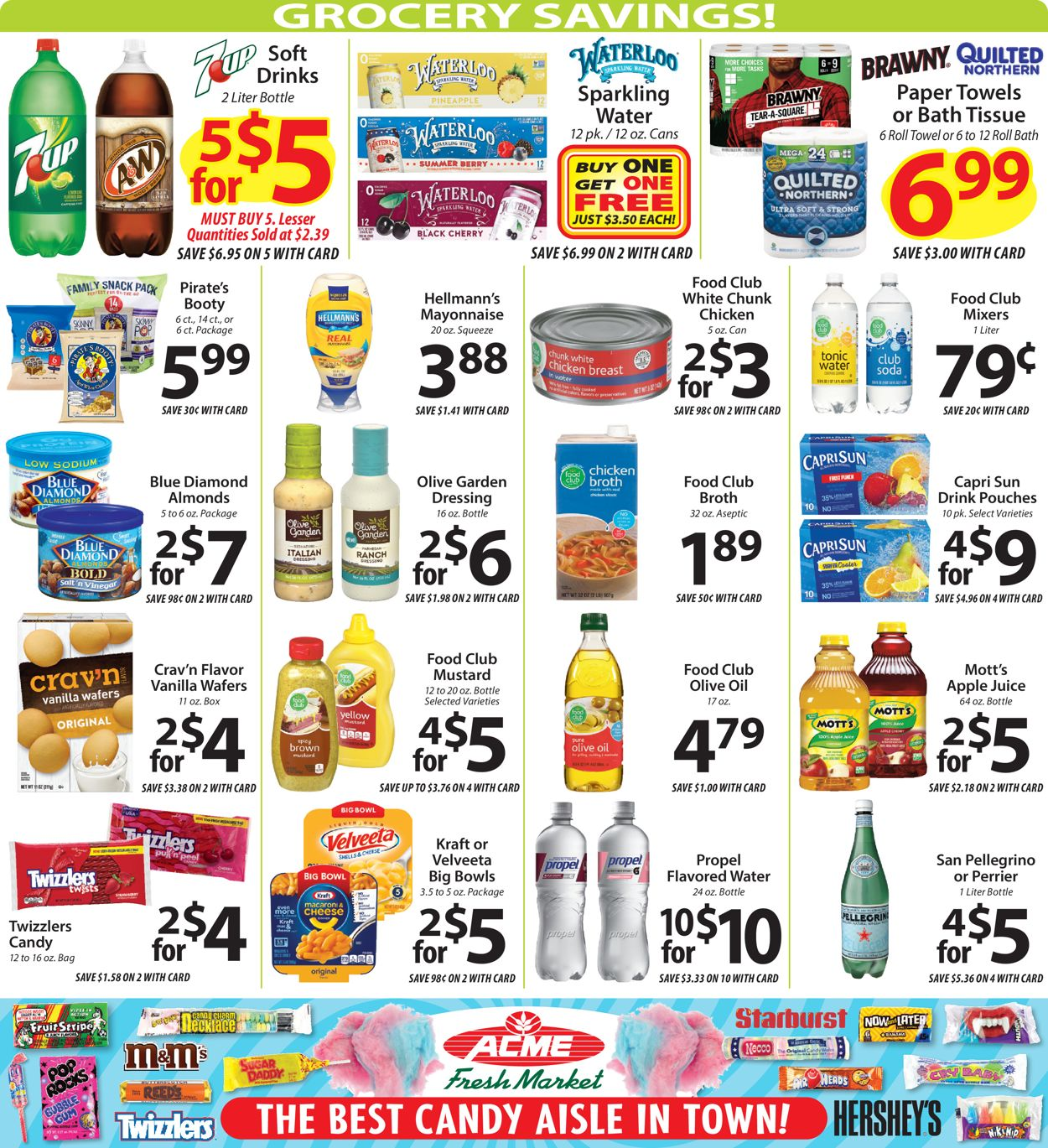 Acme Fresh Market Weekly Ad Circular - valid 07/22-07/28/2021 (Page 9)