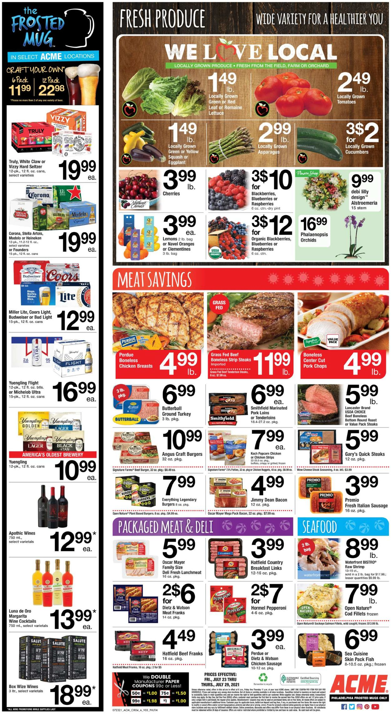 Acme Weekly Ad Circular - valid 07/23-07/29/2021 (Page 3)