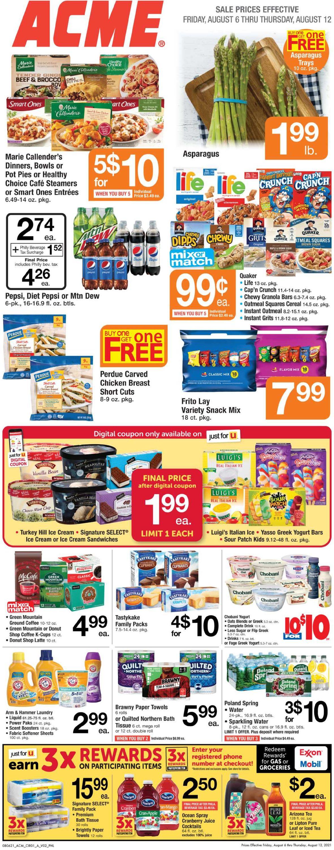Acme Weekly Ad Circular - valid 08/06-08/12/2021 (Page 3)