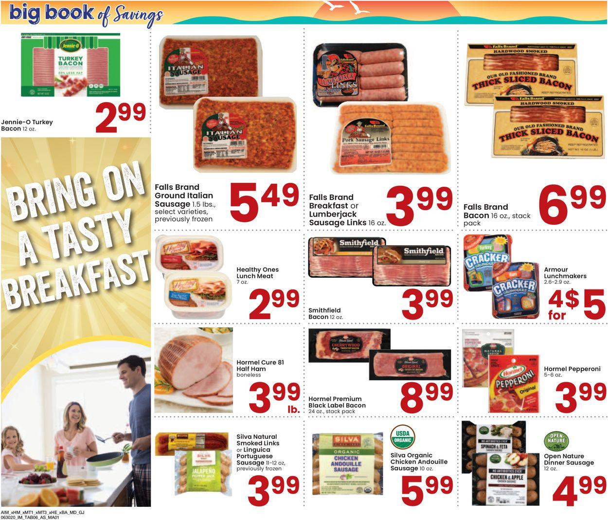 Albertsons Weekly Ad Circular - valid 06/30-07/27/2020 (Page 6)