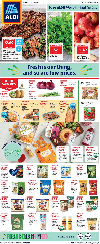 ALDI Weekly Ad Circular - valid 01/06-01/12/2021