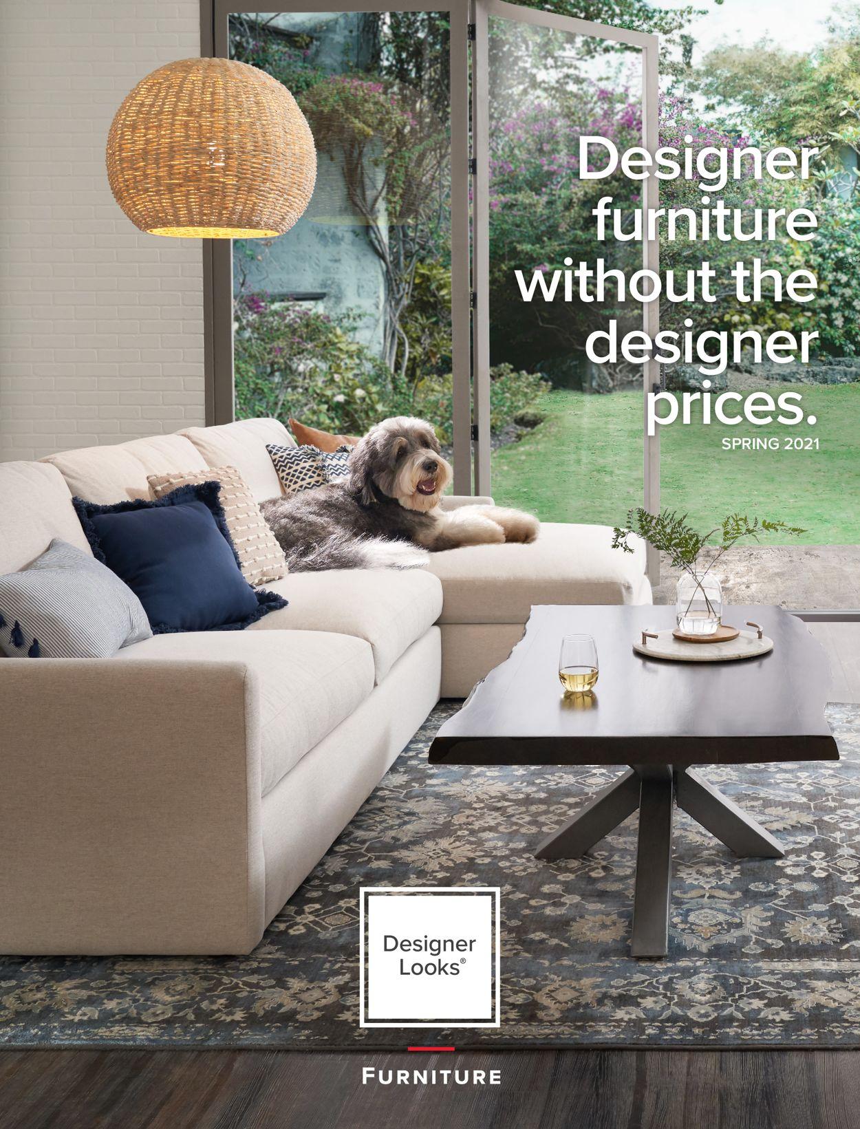 American Signature Furniture Weekly Ad Circular - valid 02/11-04/30/2021