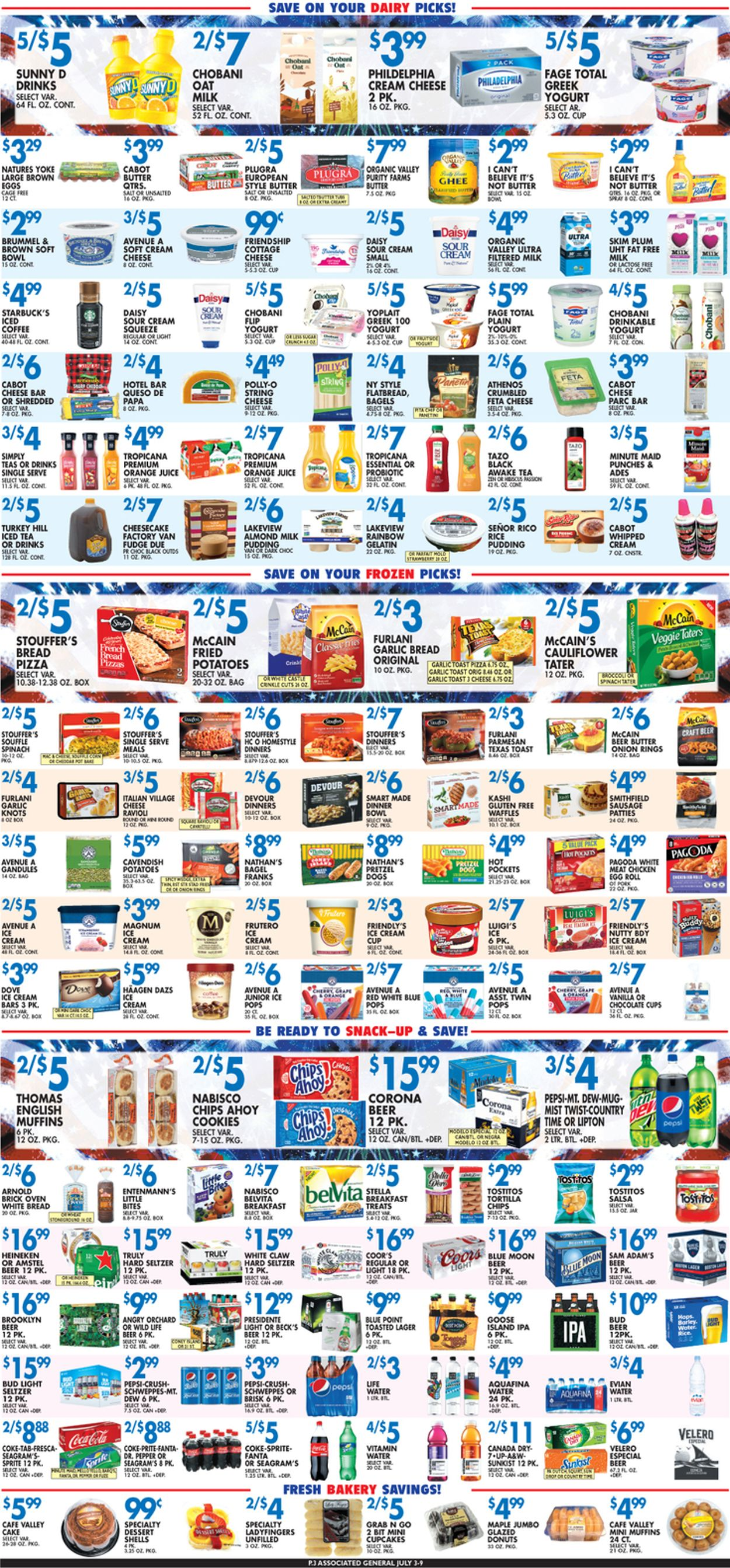 Associated Supermarkets Weekly Ad Circular - valid 07/03-07/09/2020 (Page 3)