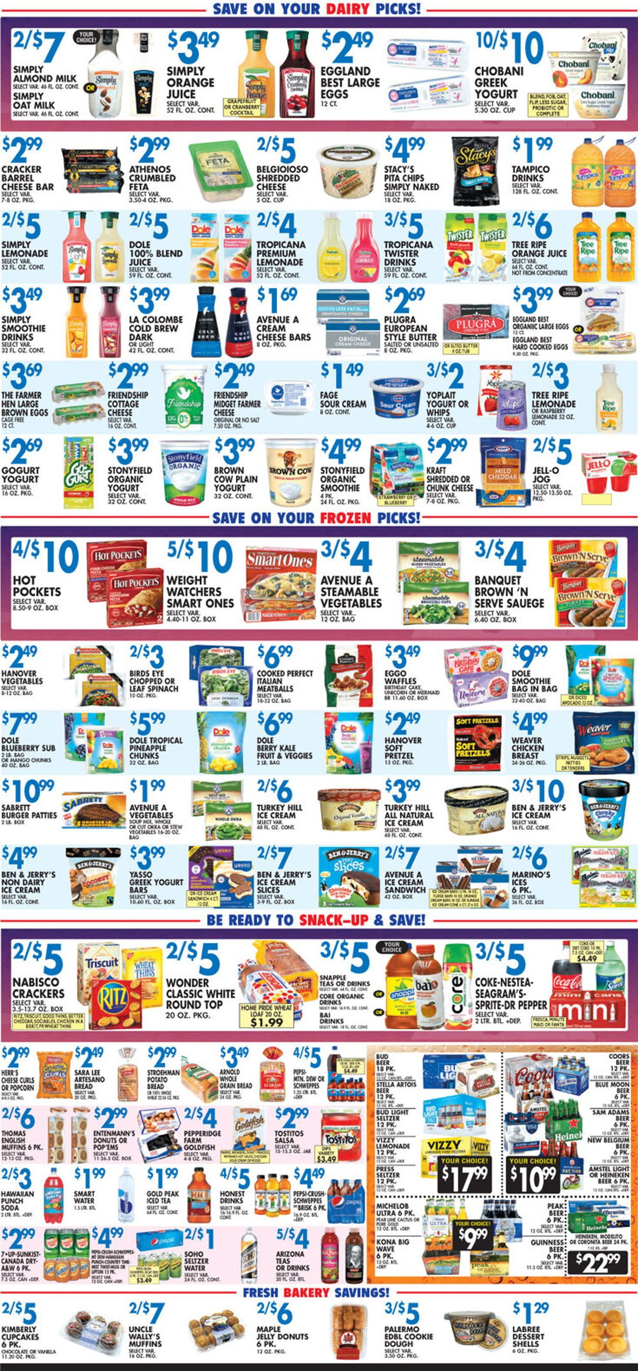 Associated Supermarkets Weekly Ad Circular - valid 07/23-07/29/2021 (Page 3)