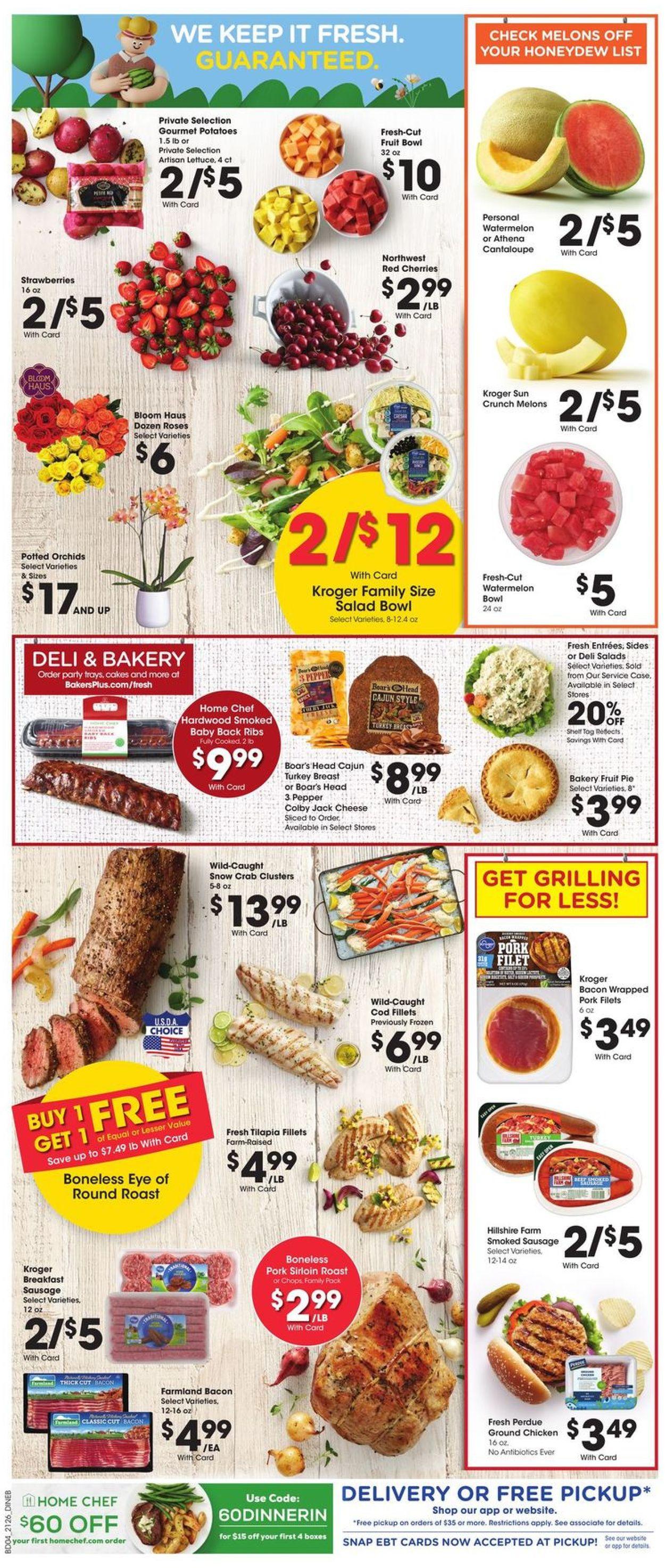 Baker's Weekly Ad Circular - valid 07/28-08/03/2021 (Page 5)