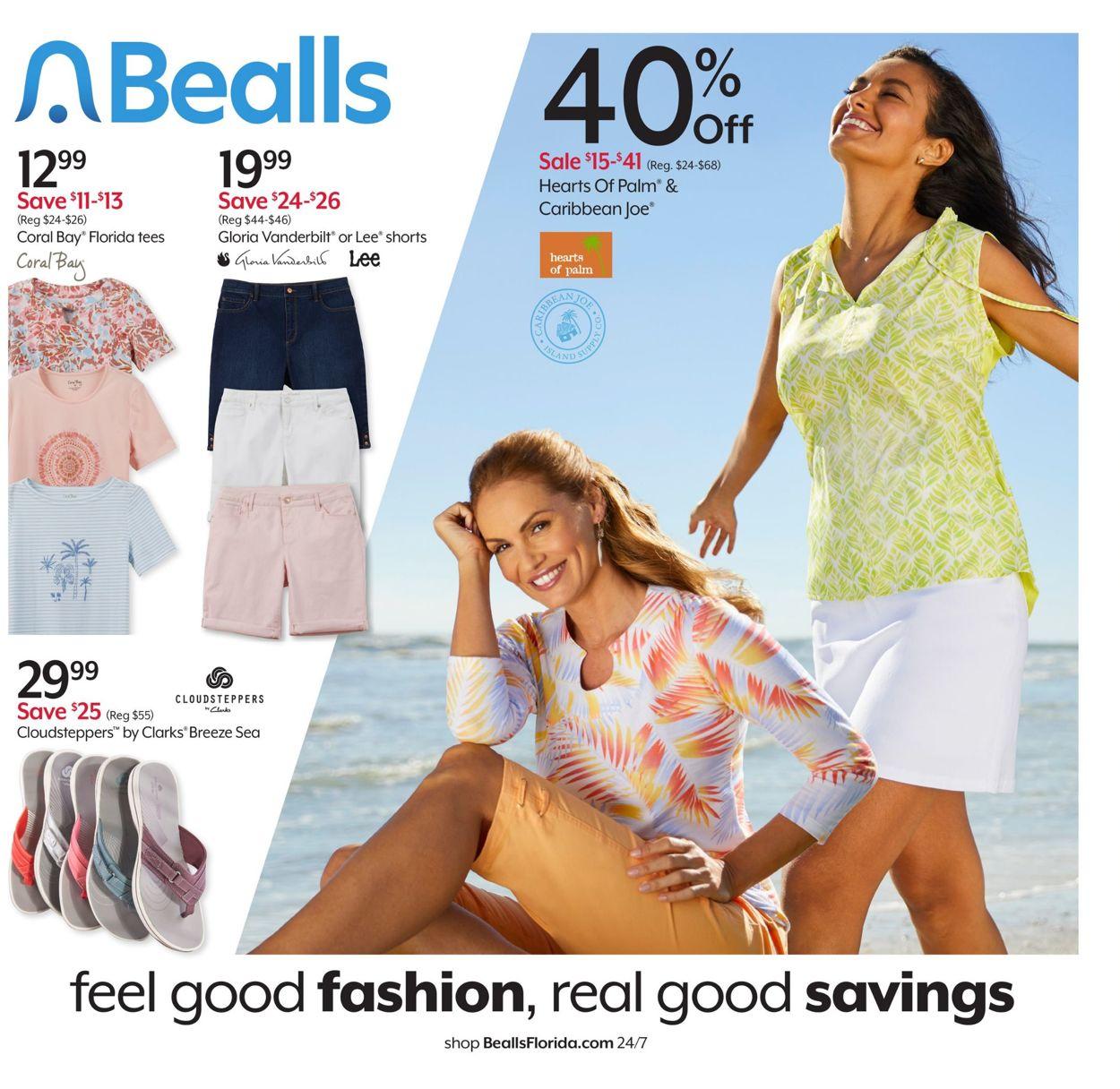 Bealls Florida Weekly Ad Circular - valid 02/24-03/02/2021