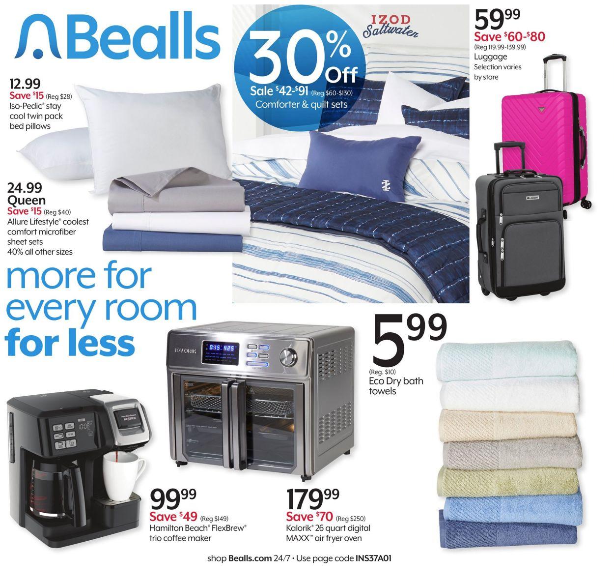 Bealls Florida Weekly Ad Circular - valid 03/31-04/06/2021