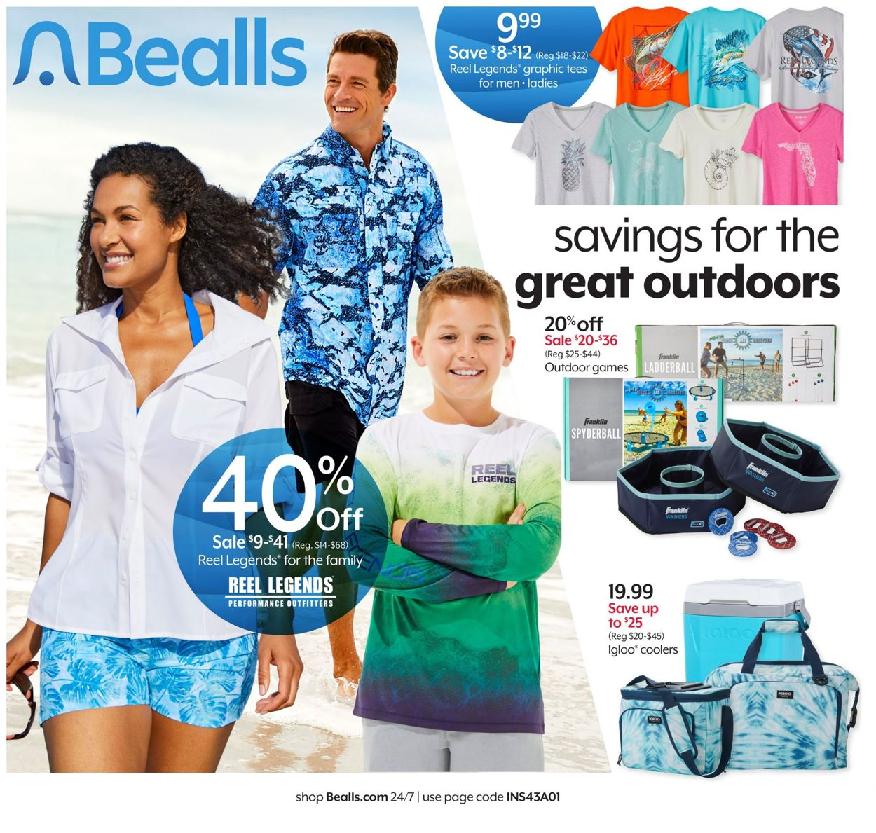 Bealls Florida Weekly Ad Circular - valid 05/12-05/18/2021
