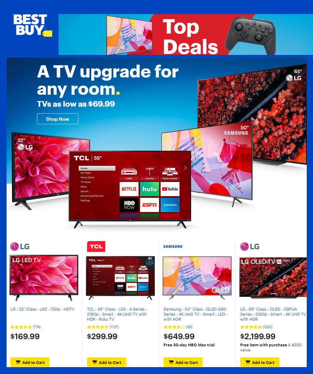 Best Buy Weekly Ad Circular - valid 06/05-06/11/2020