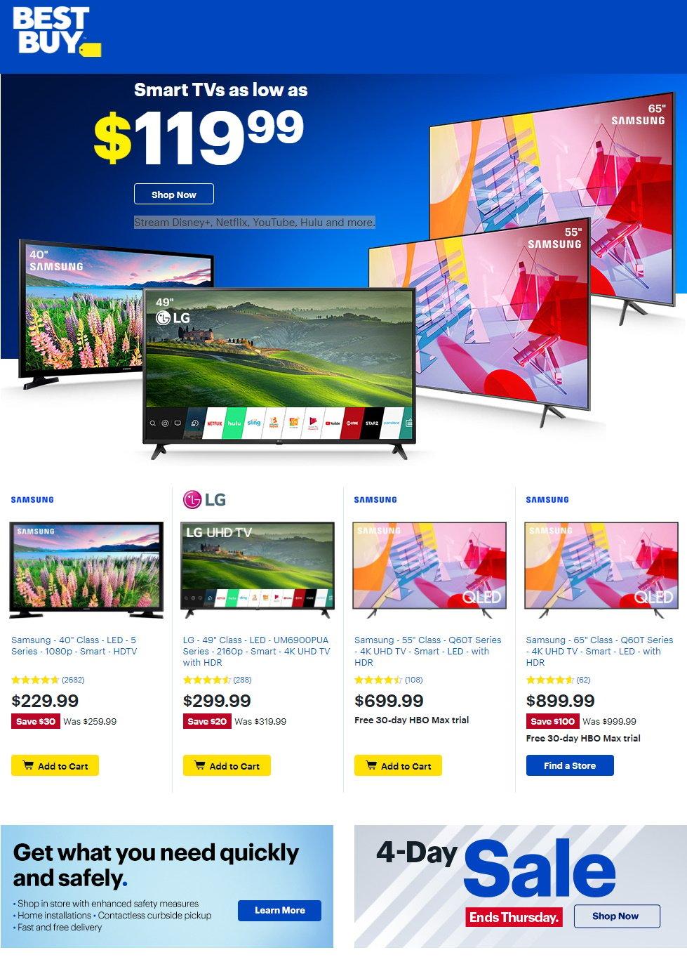 Best Buy Weekly Ad Circular - valid 06/26-07/02/2020