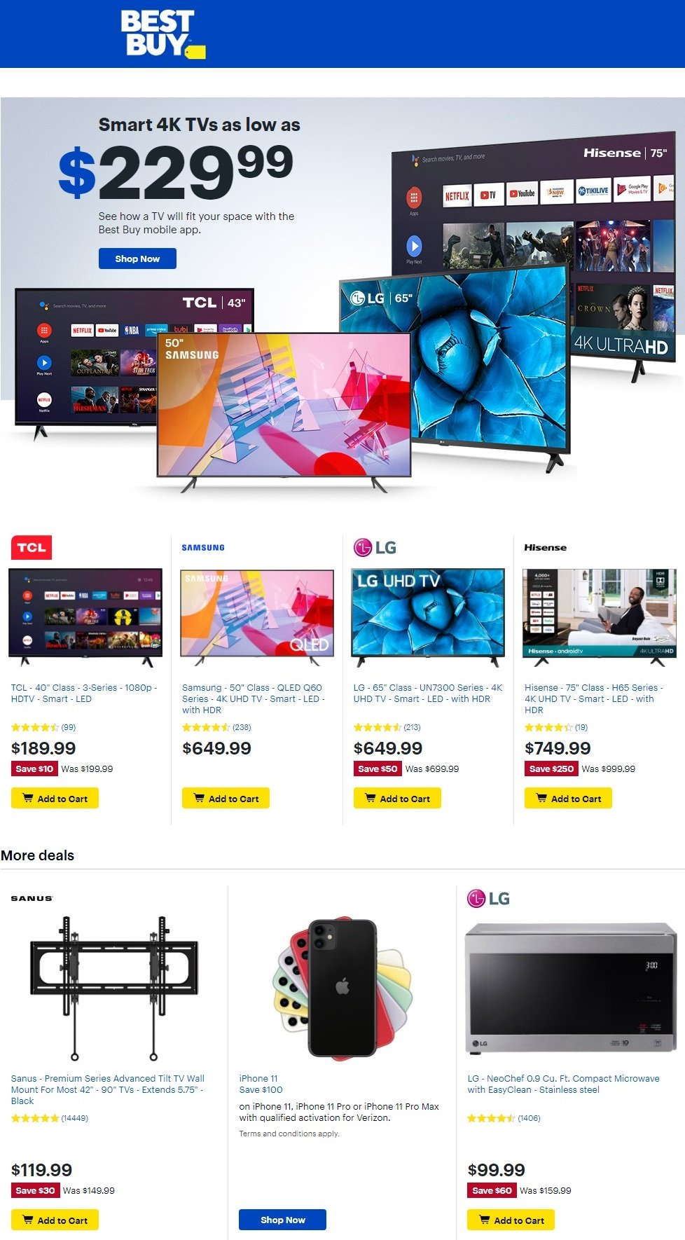 Best Buy Weekly Ad Circular - valid 07/31-08/06/2020