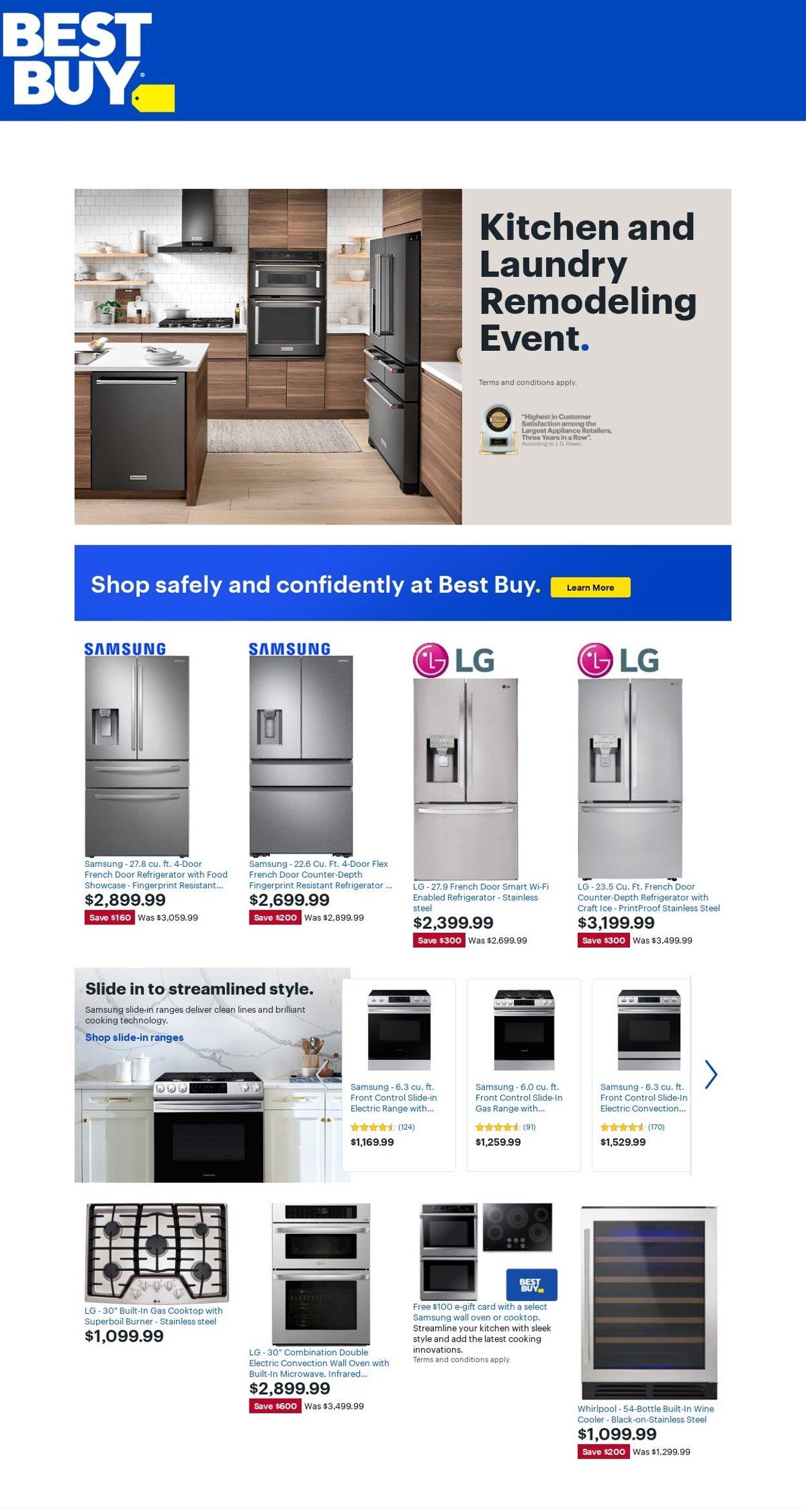 Best Buy Weekly Ad Circular - valid 03/26-04/01/2021