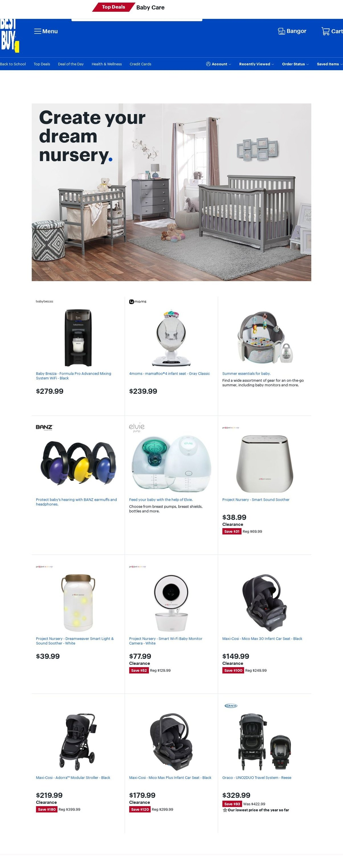 Best Buy Weekly Ad Circular - valid 07/30-08/05/2021