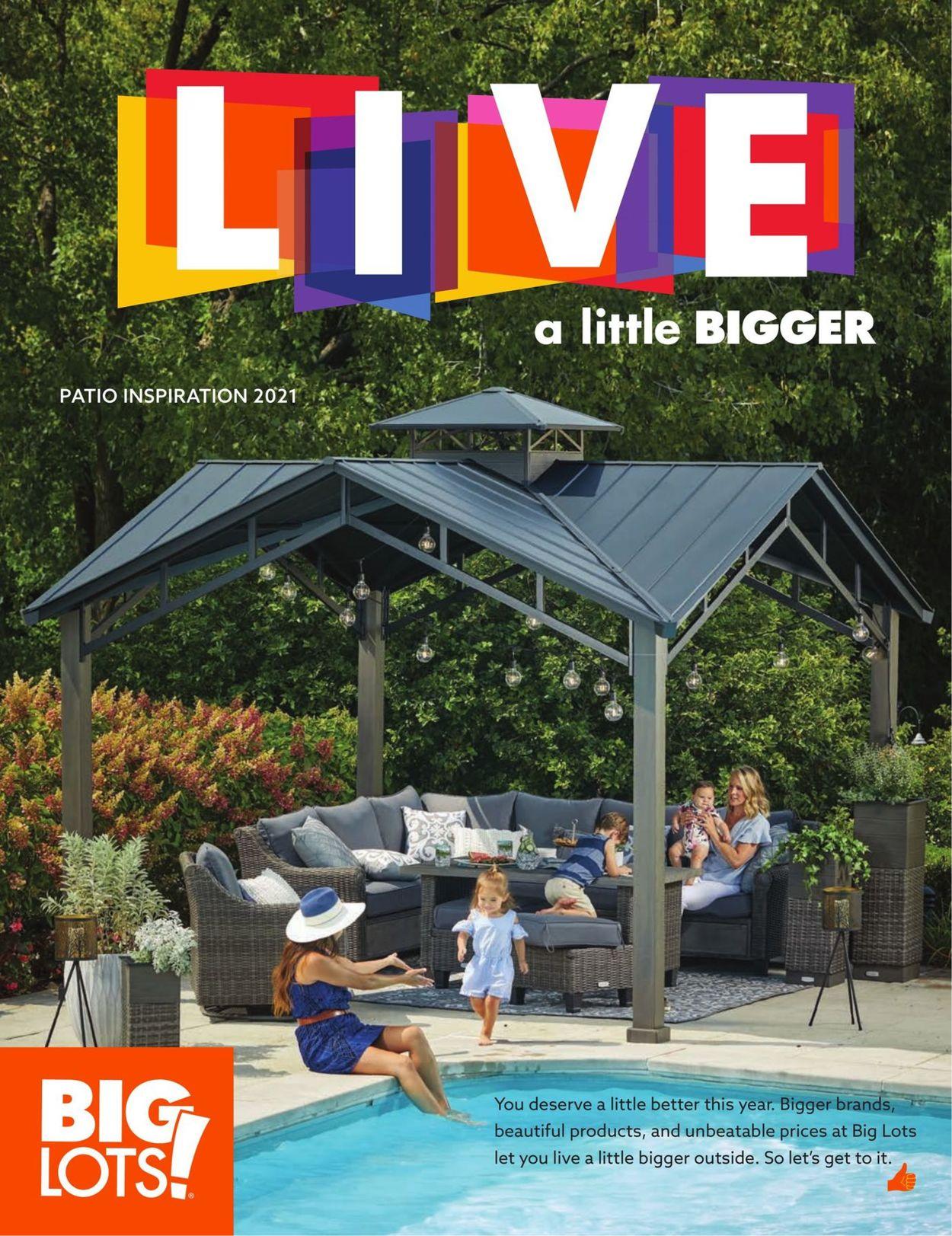 Big Lots Weekly Ad Circular - valid 03/18-08/15/2021