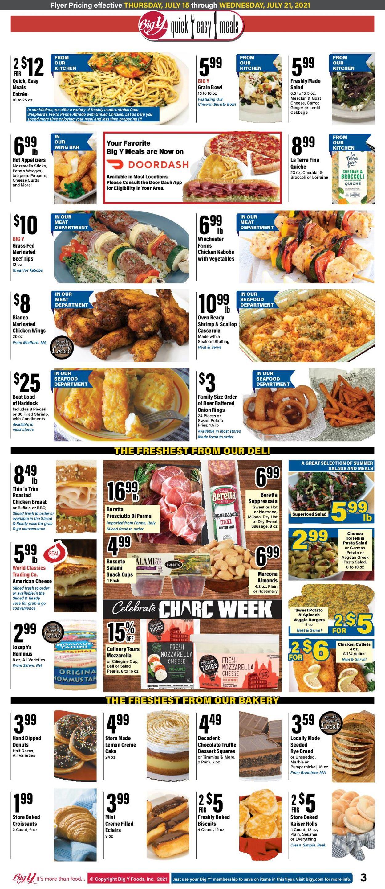 Big Y Weekly Ad Circular - valid 07/15-07/21/2021 (Page 3)