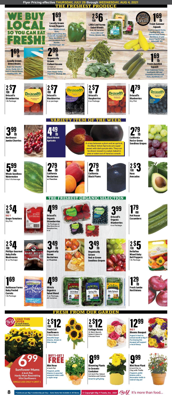 Big Y Weekly Ad Circular - valid 07/29-08/04/2021 (Page 4)