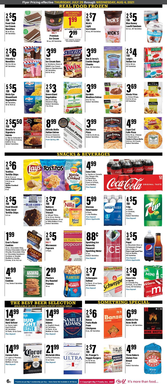 Big Y Weekly Ad Circular - valid 07/29-08/04/2021 (Page 7)