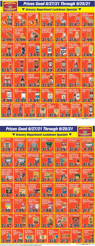 Boyer's Food Markets Weekly Ad Circular - valid 06/27-09/25/2021 (Page 4)