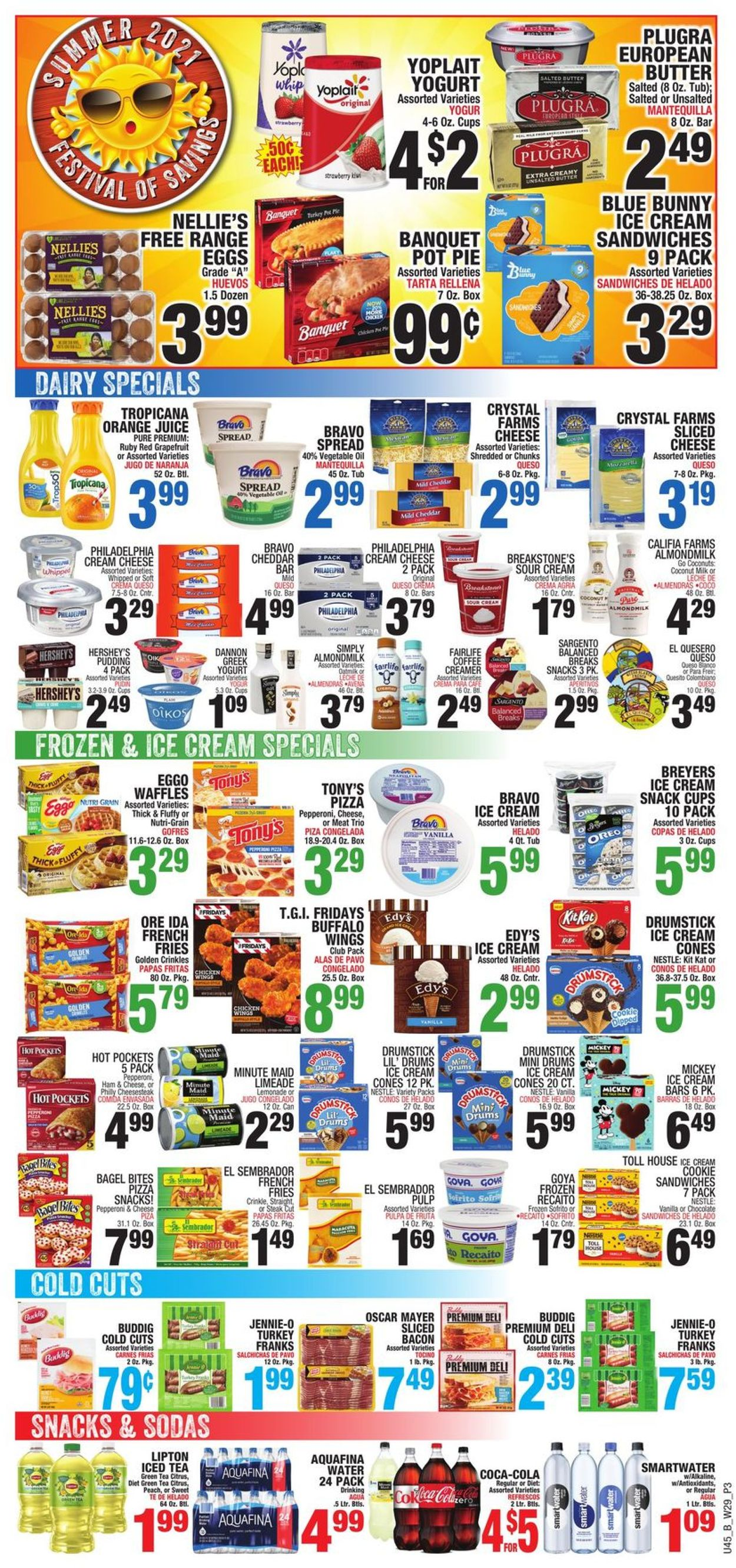 Bravo Supermarkets Weekly Ad Circular - valid 07/15-07/21/2021 (Page 3)