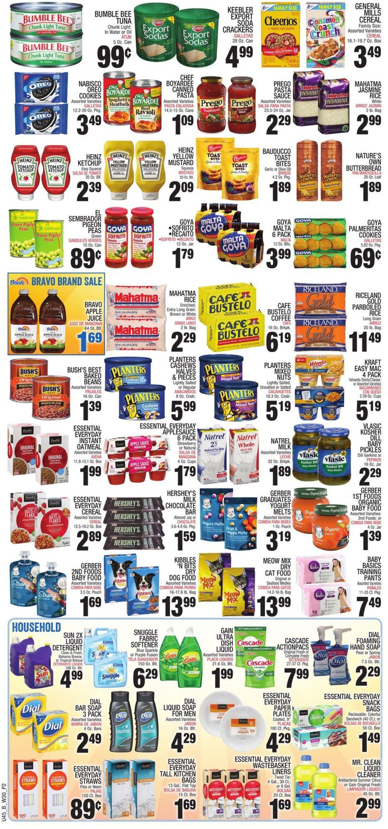 Bravo Supermarkets Weekly Ad Circular - valid 07/22-07/28/2021 (Page 2)
