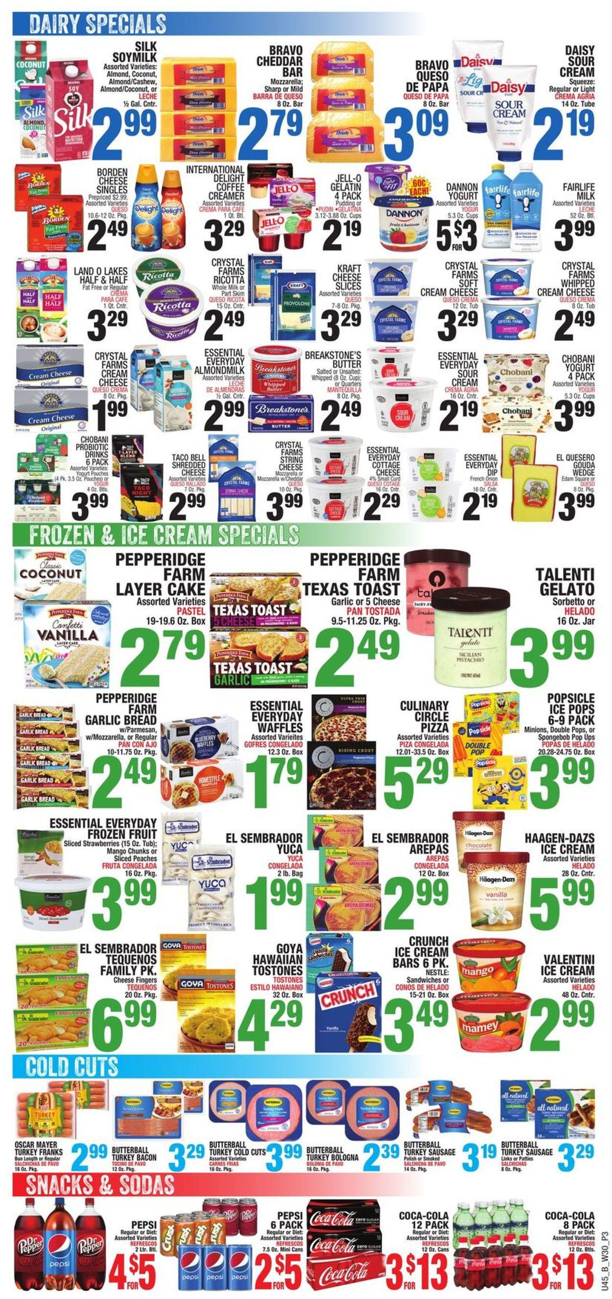 Bravo Supermarkets Weekly Ad Circular - valid 07/22-07/28/2021 (Page 3)