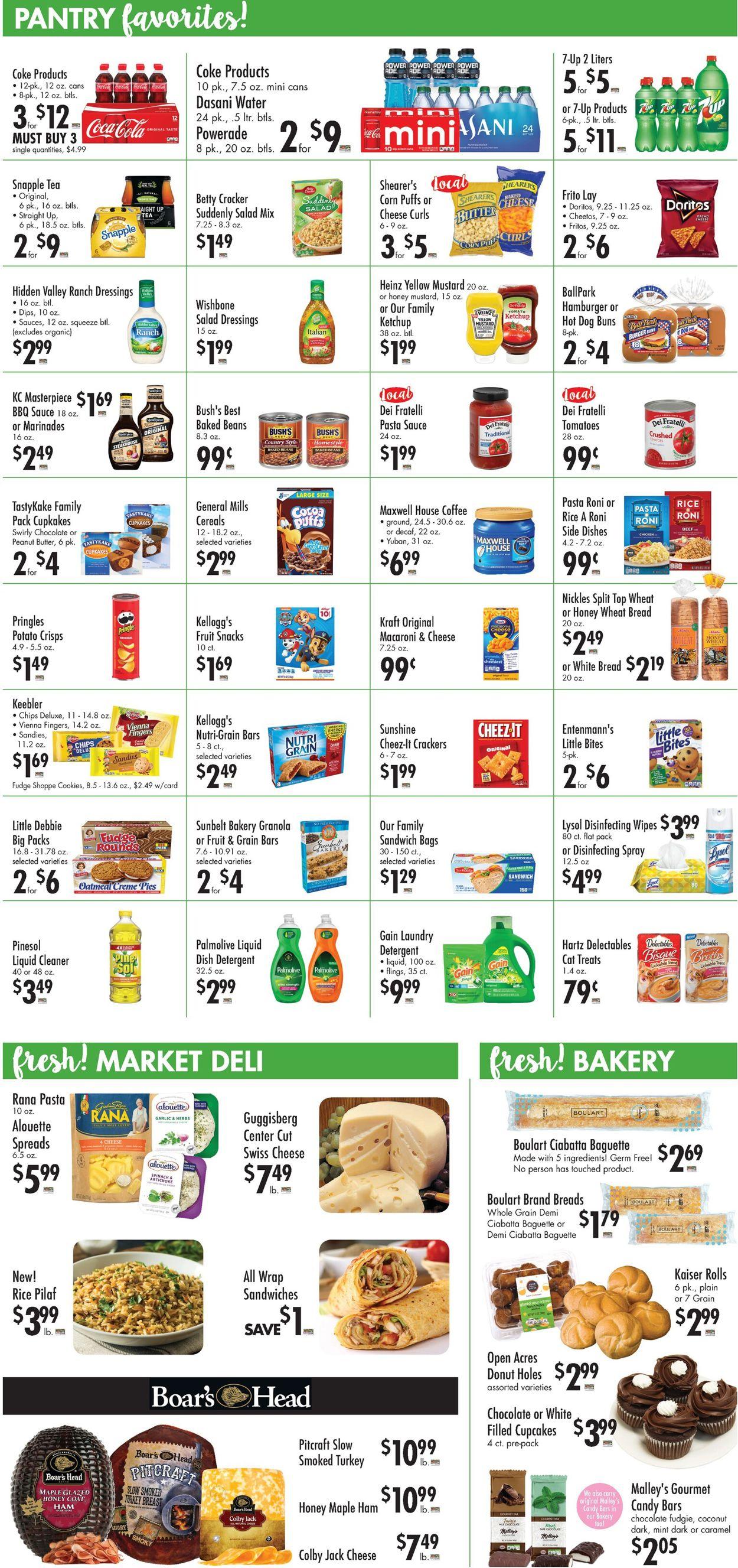 Buehler's Fresh Foods Weekly Ad Circular - valid 07/21-08/03/2021 (Page 2)
