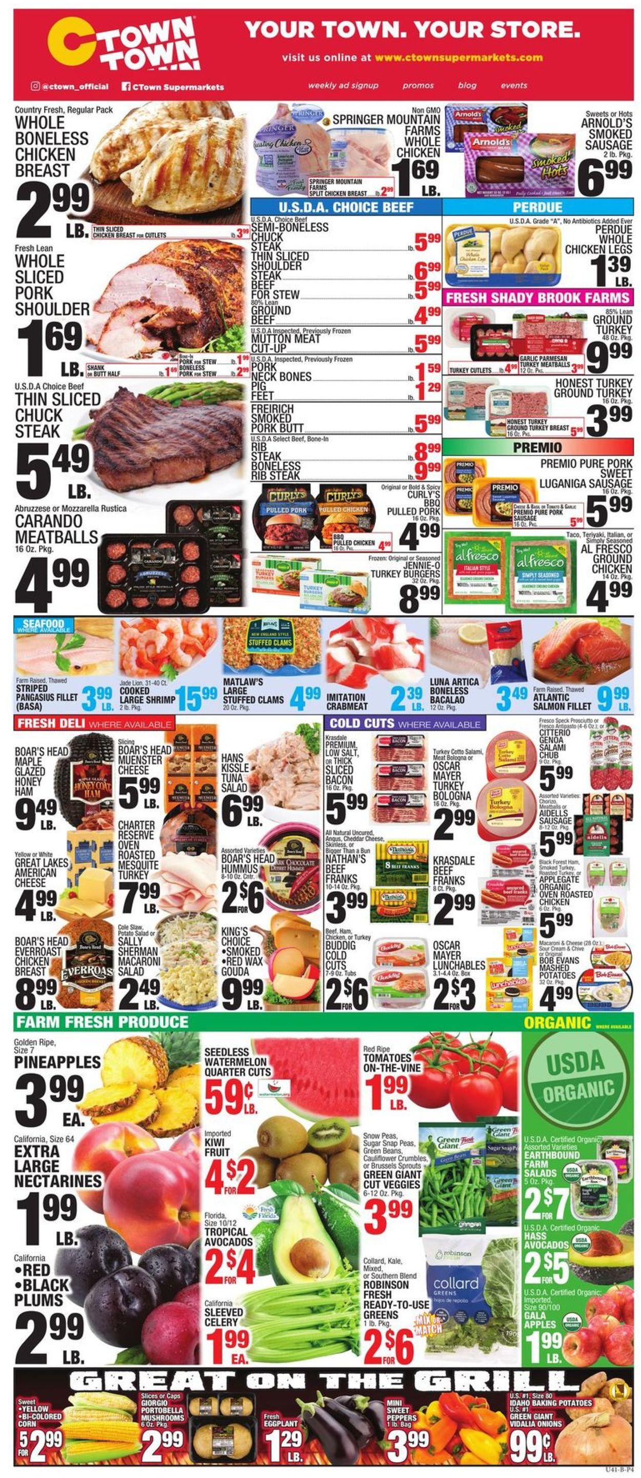 C-Town Weekly Ad Circular - valid 07/16-07/22/2021 (Page 4)