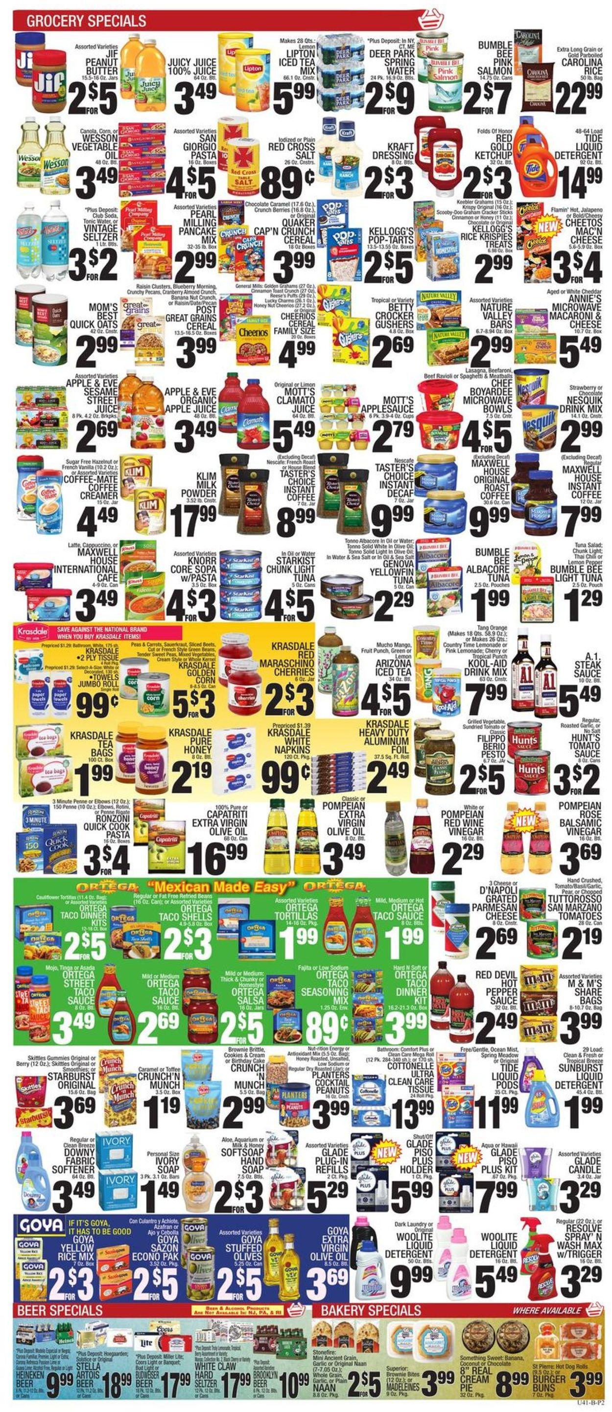 C-Town Weekly Ad Circular - valid 07/23-07/29/2021 (Page 2)
