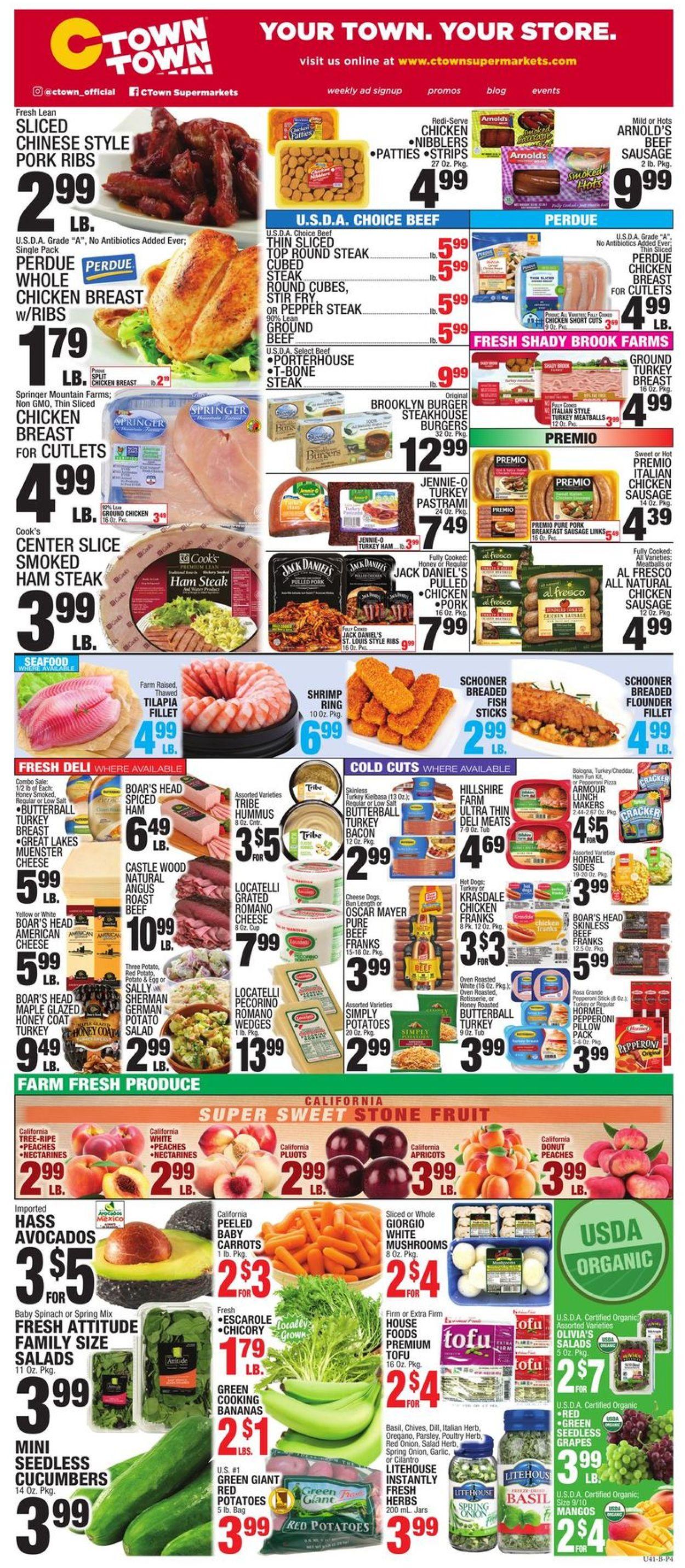 C-Town Weekly Ad Circular - valid 07/23-07/29/2021 (Page 4)