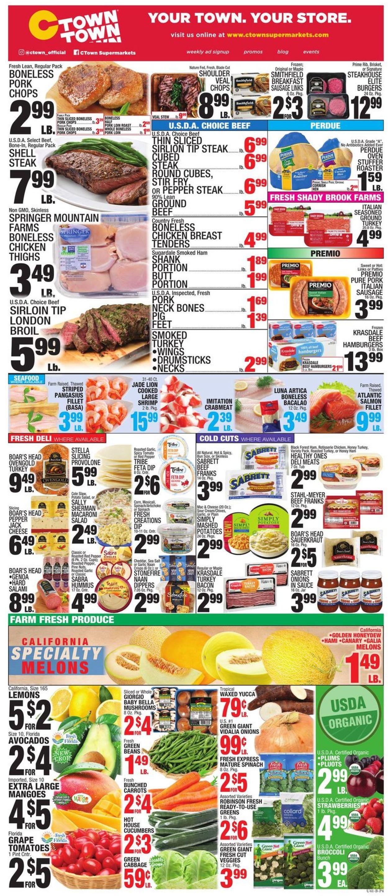 C-Town Weekly Ad Circular - valid 07/30-08/05/2021 (Page 4)