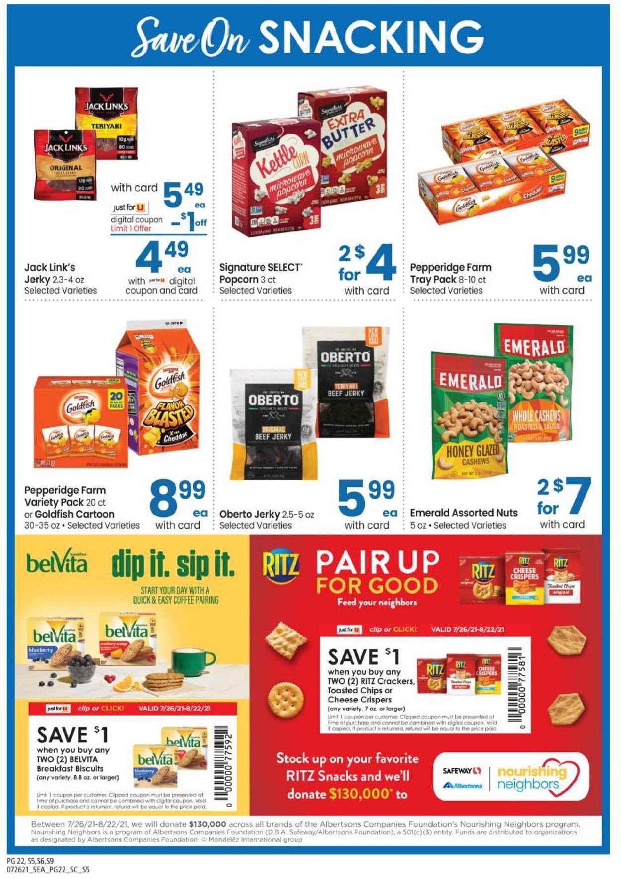 Carrs Weekly Ad Circular - valid 07/26-08/22/2021 (Page 22)