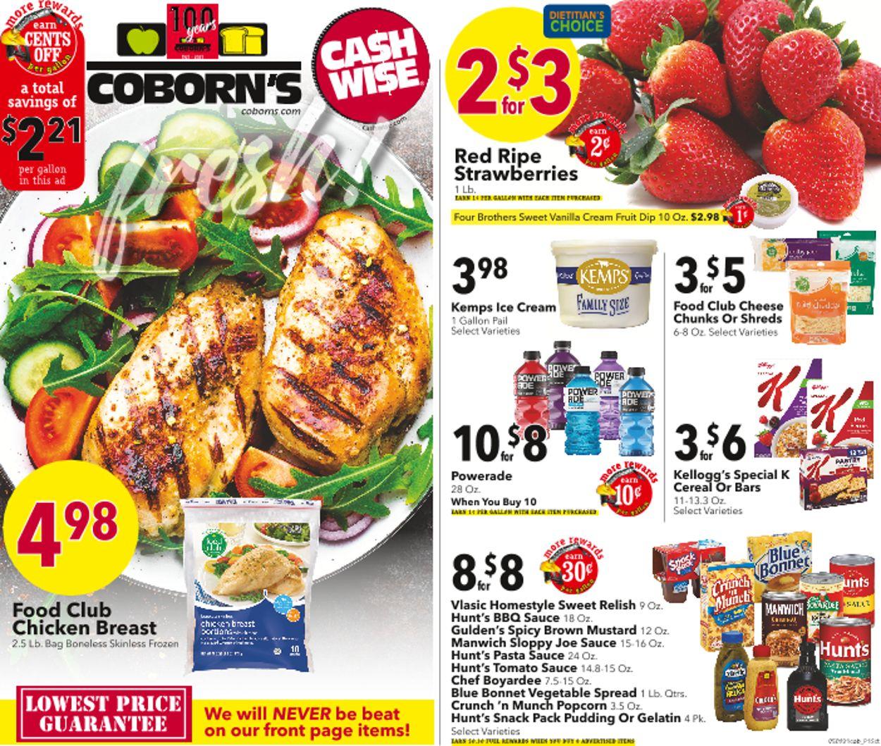Cash Wise Weekly Ad Circular - valid 05/12-05/18/2021