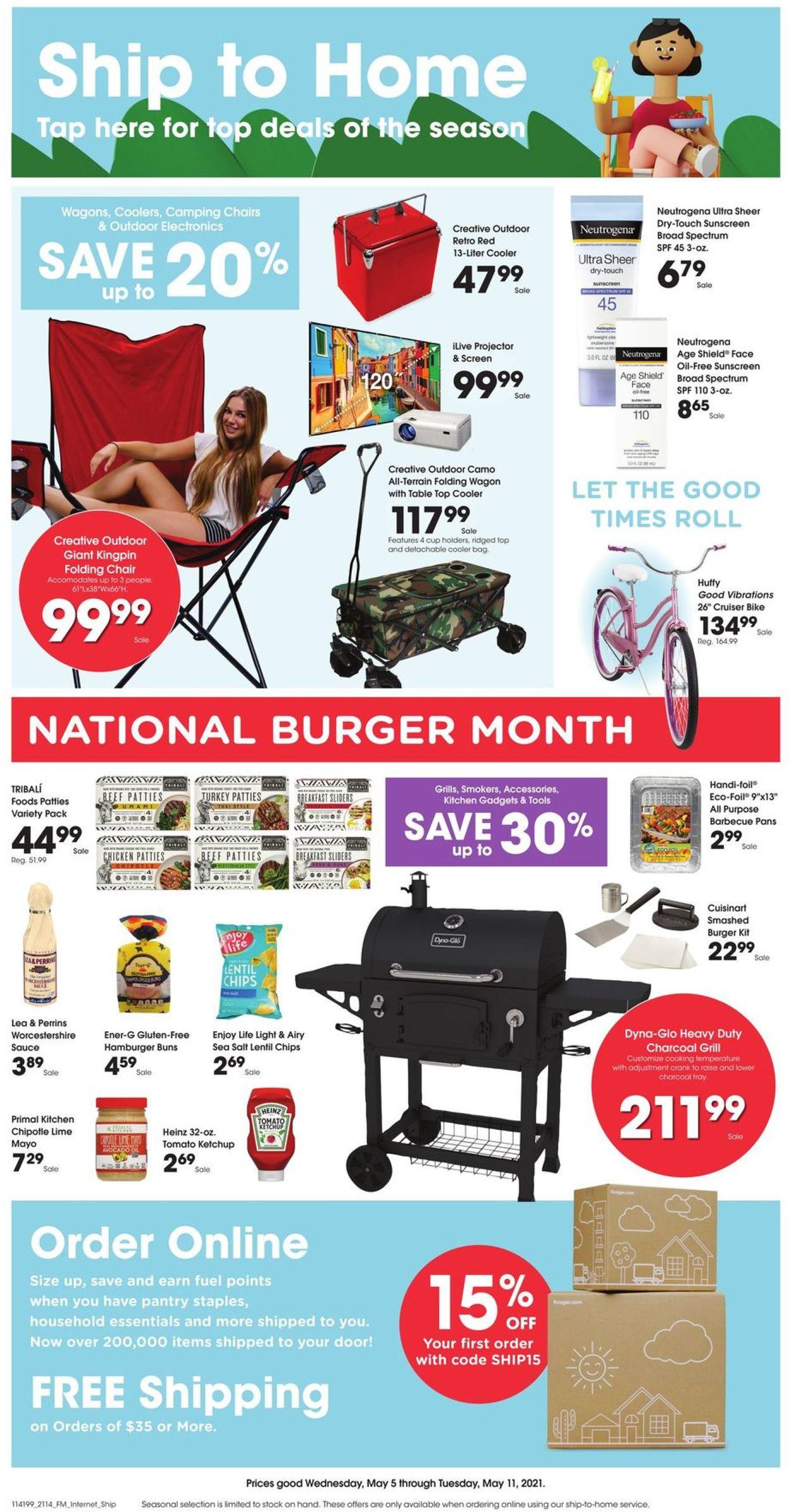 City Market Weekly Ad Circular - valid 05/05-05/11/2021