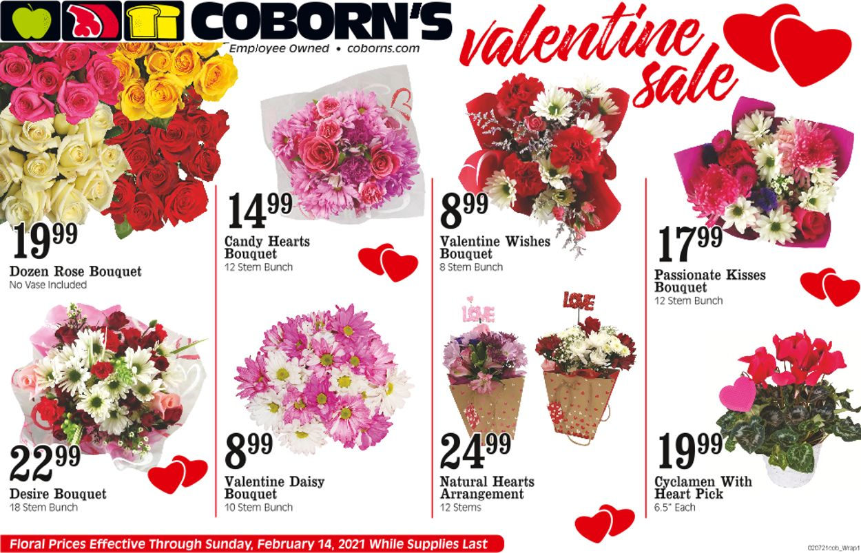 Coborn's Weekly Ad Circular - valid 02/10-02/16/2021
