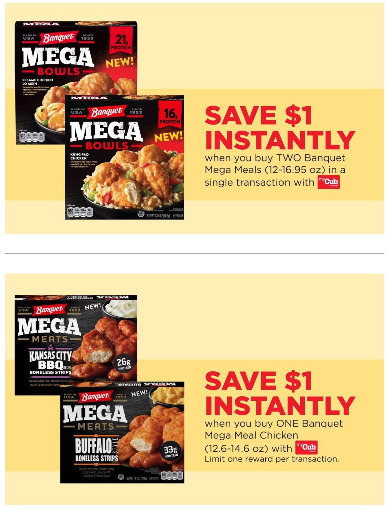 Cub Foods Weekly Ad Circular - valid 09/13-09/26/2020