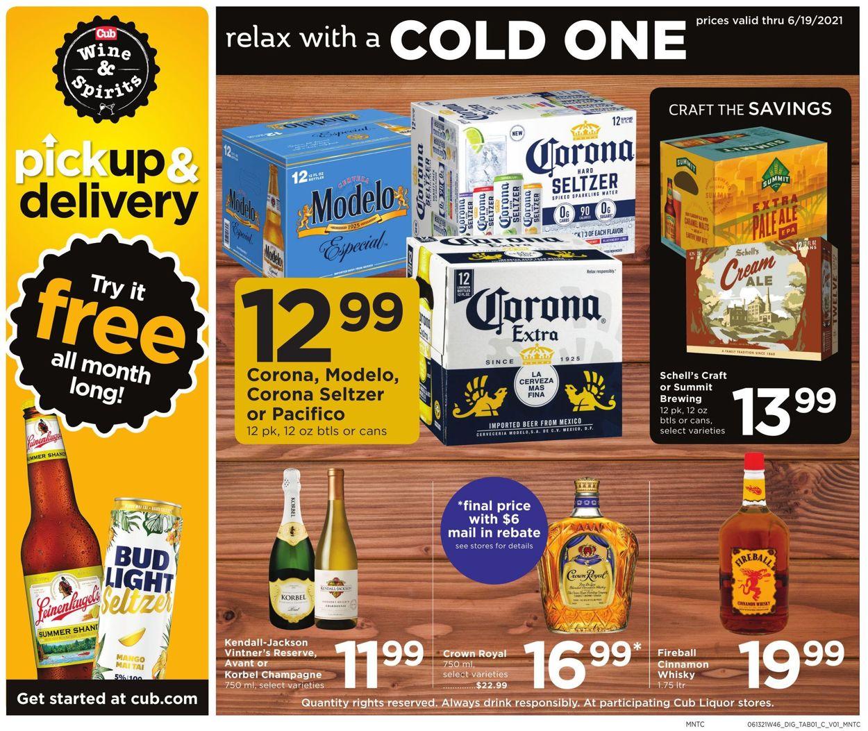 Cub Foods Weekly Ad Circular - valid 06/14-06/26/2021
