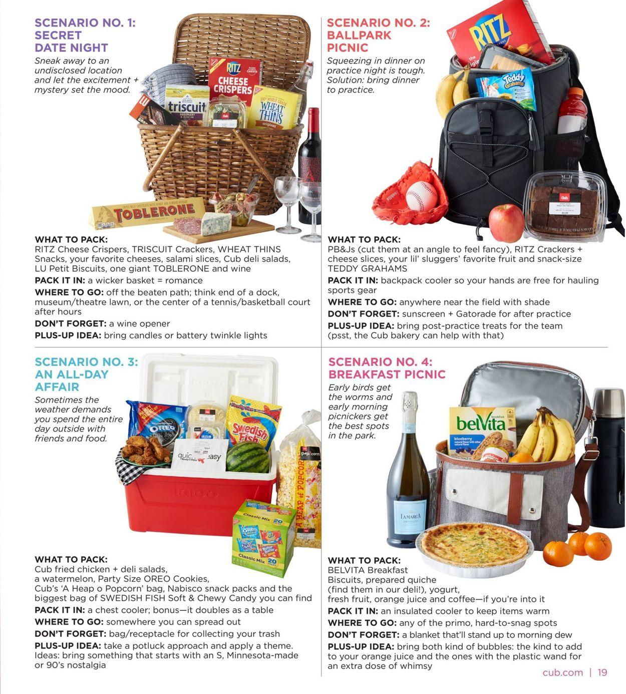 Cub Foods Weekly Ad Circular - valid 06/13-08/31/2021 (Page 19)