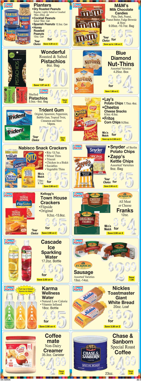 Discount Drug Mart Weekly Ad Circular - valid 07/28-08/03/2021 (Page 4)