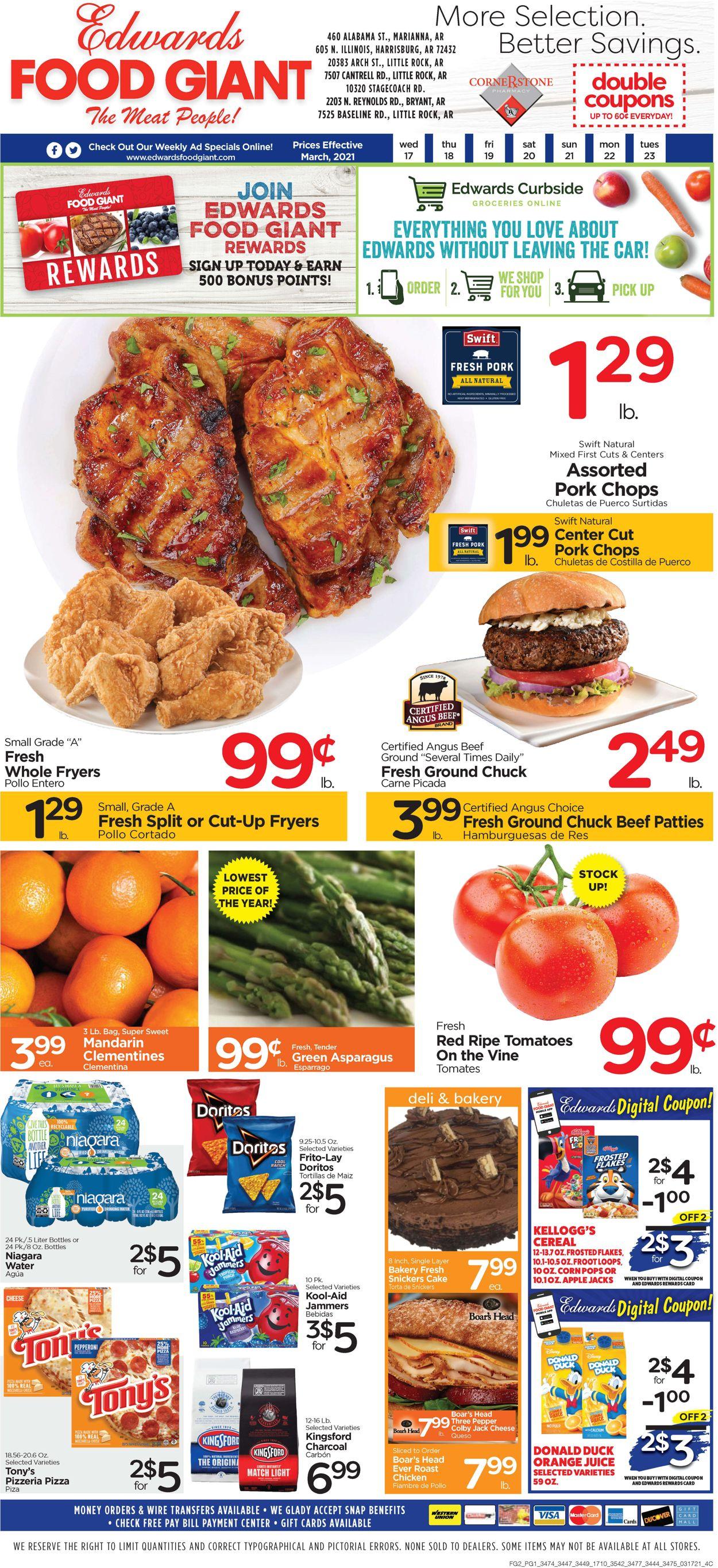 Edwards Food Giant Weekly Ad Circular - valid 03/17-03/23/2021